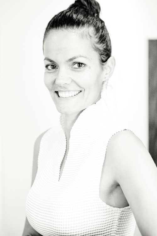 Sophie Arnaud Excellence des Sens Spa Manager and beauty therapist.